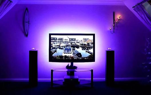 DC5V USB Power supply RGB led strips for TV background lighting (P/N