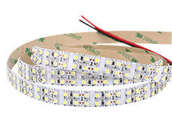 3528 SMD Flexible LED Strip - Double row 3528 flexible led strip super brightness 240led/m TB14-240W35