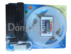 Flexible LED Strip Kit - Flexible RGB led strip kit include remote RGB led controller TB10-60RGB-kit