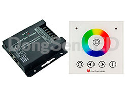 LED Controller - Wireless RGBW LED Touch Controller