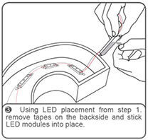 LED Module Installation Guide